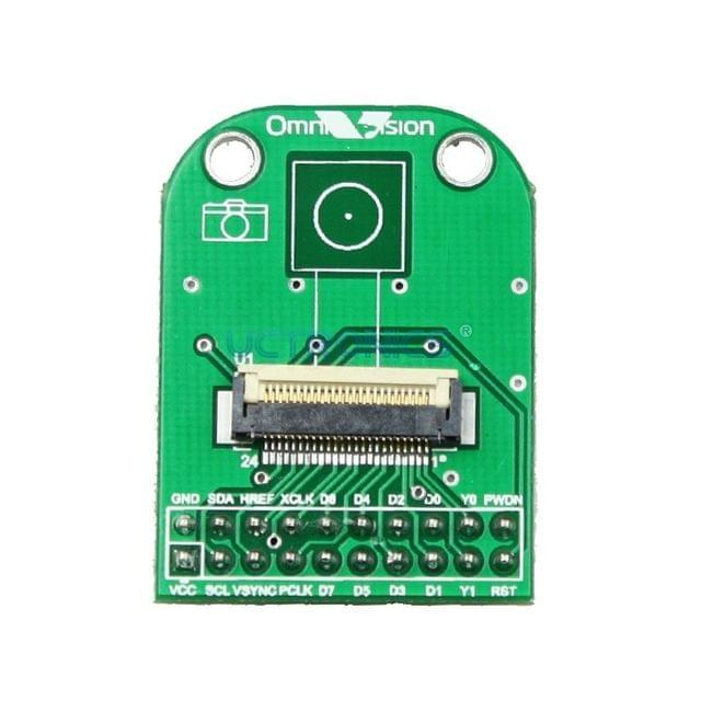 CMOS Camera Adapter Board for Omnivision Image Sensor