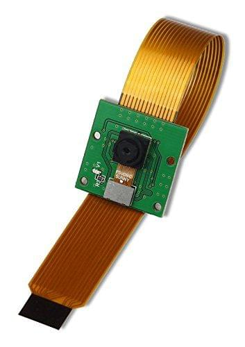 Arducam 5 Megapixels 1080p Sensor OV5647 Mini Camera Video Module with 15 Pin 1.0mm Pitch to 22 Pin 0.5mm and 15pin to 15pin 1.0mm Ribbon Cable for Raspberry Pi Model A/B/B+, Pi 2, Pi 3 and Pi ZERO
