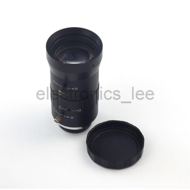 1.3MP Megapixels 1/3'' M0660 CS Mount Camera Zoom Lens 6-60mm