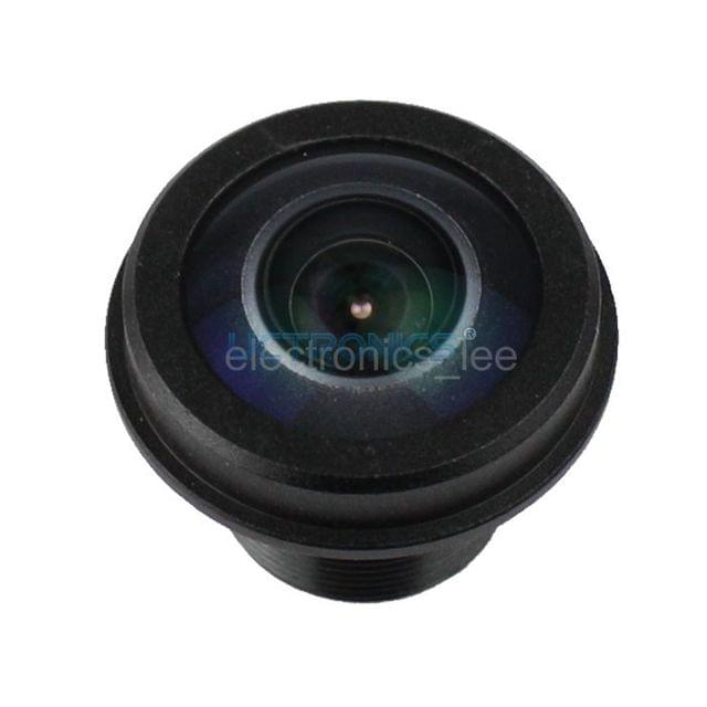 "1/2.5"" M12 Mount 1.6mm Focal Length Fish Eye Camera Lens LS-25180 for Raspberry Pi"