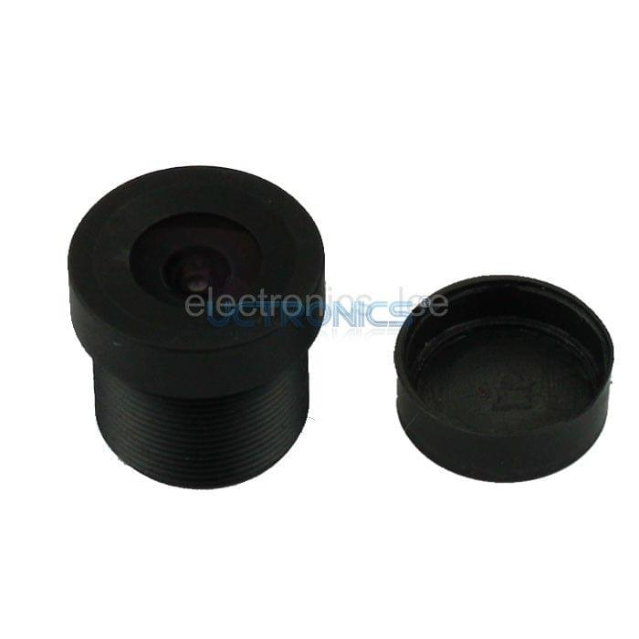 "1/4"" M12 Mount2.6mm Focal Length Camera Lens LS-40166 for Raspberry Pi"