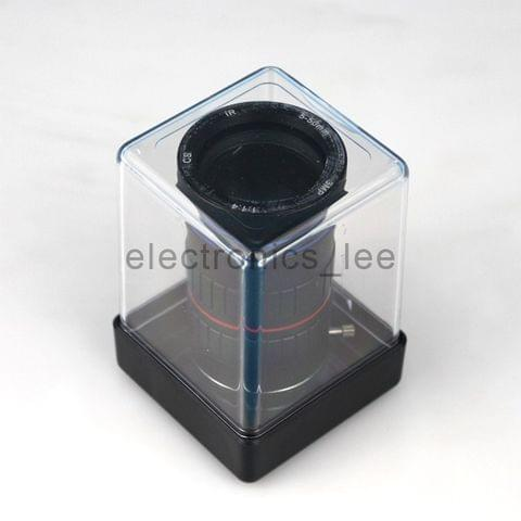 CS-M0550IR(3MP) 3 Megapixel CS mount Zoom Lens for raspberry pi camera module