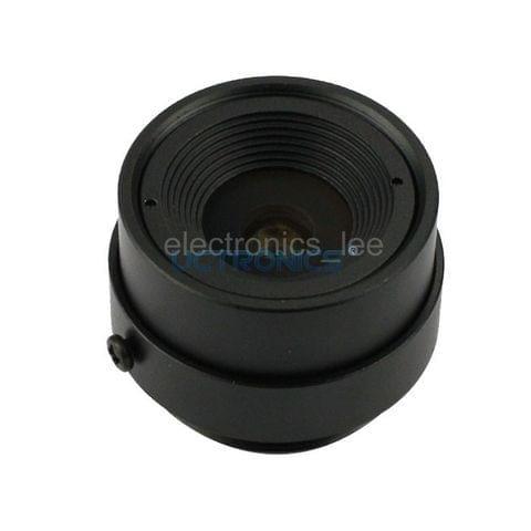 "1/2.7"" CS mount LS-6018CS 6mm focal length Camera Lens"