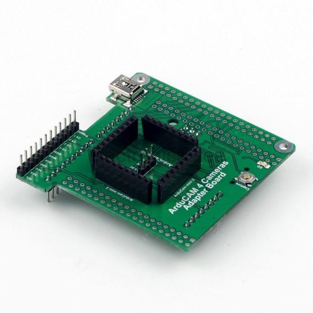 Arducam Mini Multi-Camera Adapter Board for Arduino