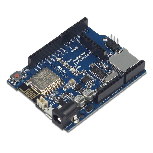 ESP8266 ESP-12F UNO Board for ArduCAM Mini Camera compatible Arduino UNO R3