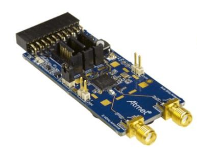 ATREB215-XPRO-A Extension Board