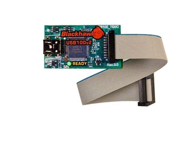 USB100V2 JTAG EMULATOR - BH-USB-100V2D