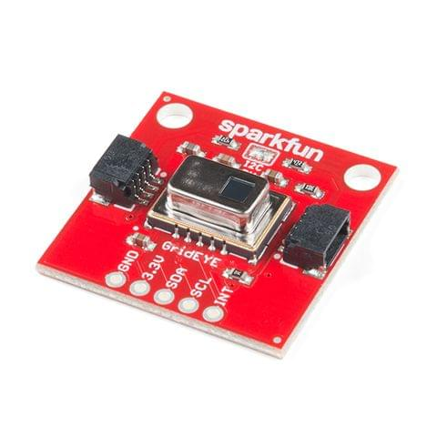 SparkFun Grid-EYE Infrared Array Breakout - AMG8833