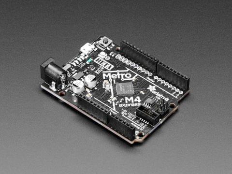 Adafruit Metro M4 feat. Microchip ATSAMD51