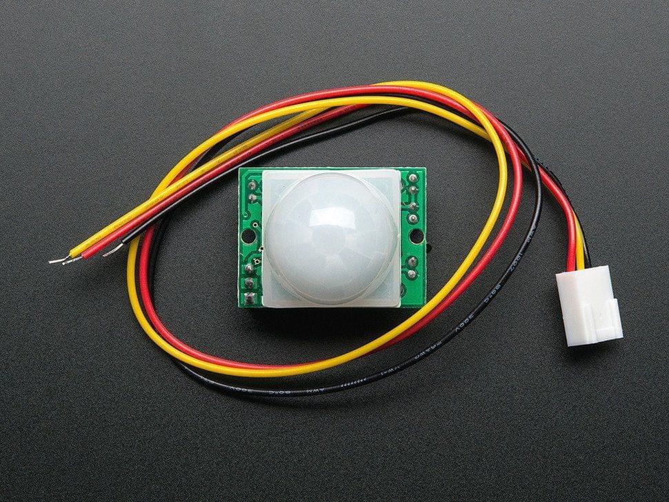 PIR (motion) sensor