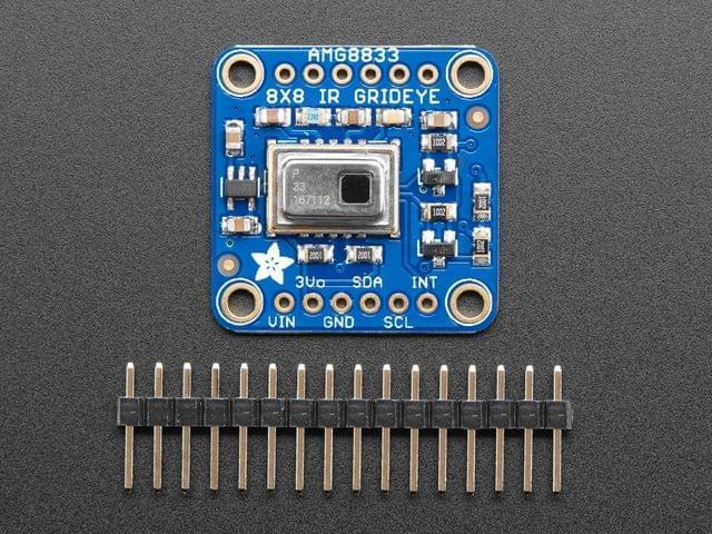 Adafruit AMG8833 IR Thermal Camera Breakout