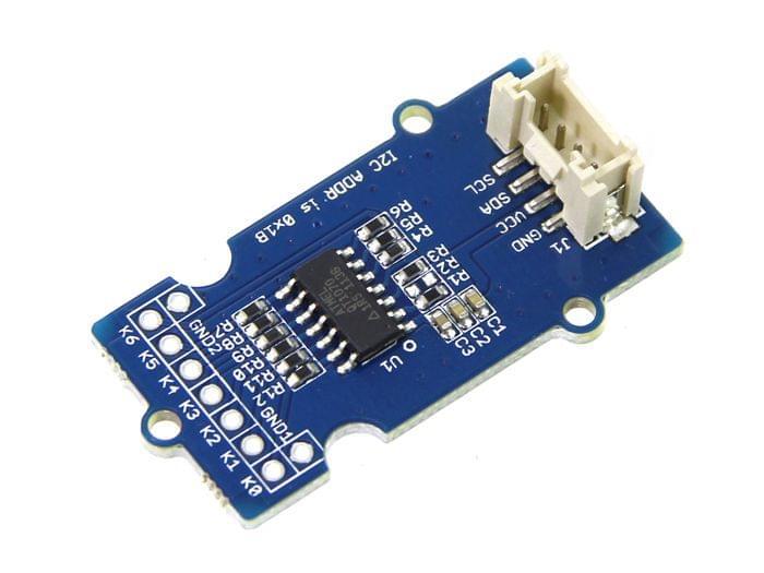 Grove-Q Touch Sensor