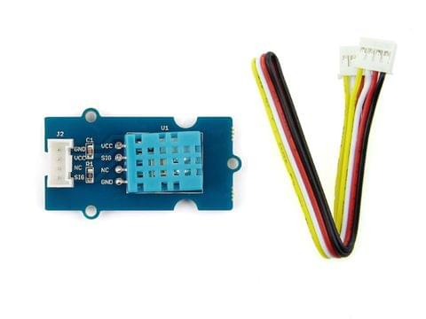 Grove - Temperature & Humidity Sensor (DHT11)