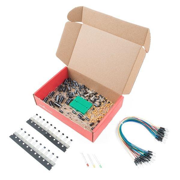 SparkFun Small Parts Kit