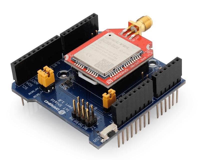 Dragino NB-IoT Shield-B5
