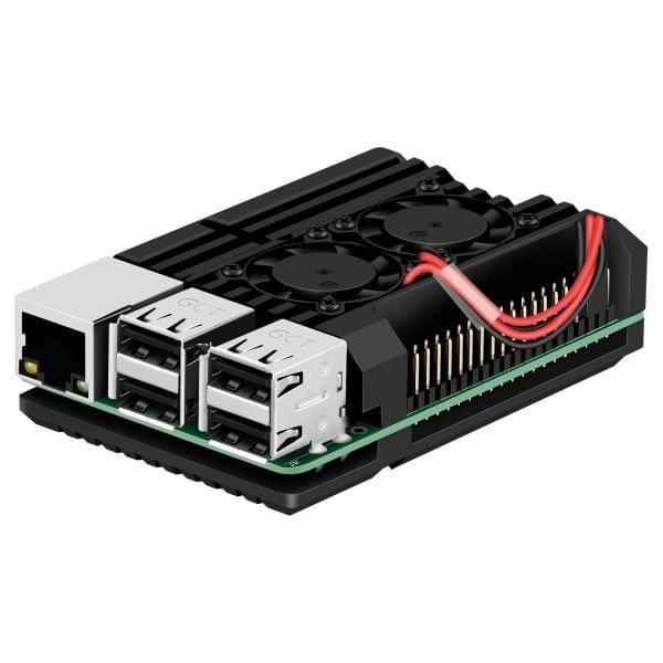 Armor Case for Raspberry Pi 3 Model B
