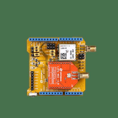 LoRa/GPS Shield For Arduino