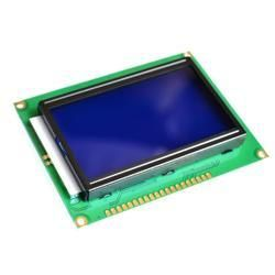 Graphic Blue LCD - RG12864