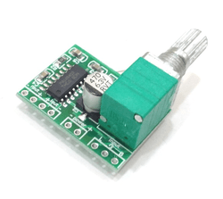 PAM8403 mini 5V Amplifier Board with Switch Potentiometer