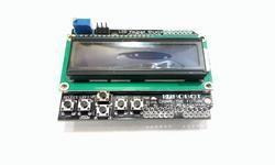 16x2 LCD and Keypad shield