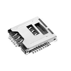 MUP-M618 Push Type SIM TF Card Connector