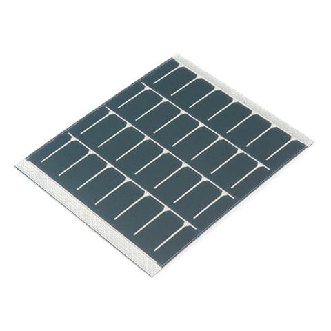 PowerFilm Solar Panel - 50mA@4.8V w/PSA & Kynar