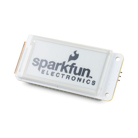 PaPiRus ePaper / eInk Screen HAT for Pi Zero