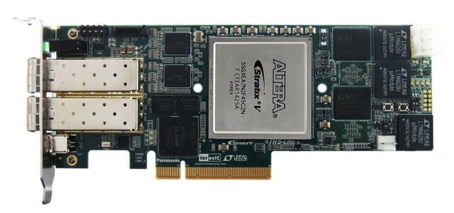 Stratix V GX Device Family - TR5-Lite FPGA Development Kit From Terasic Inc.
