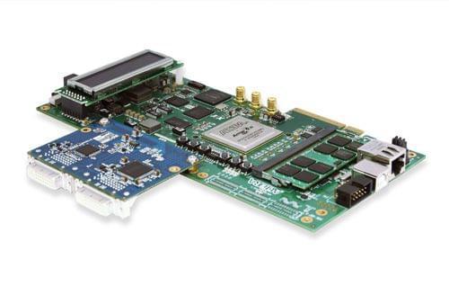 Arria II GX Video Development System
