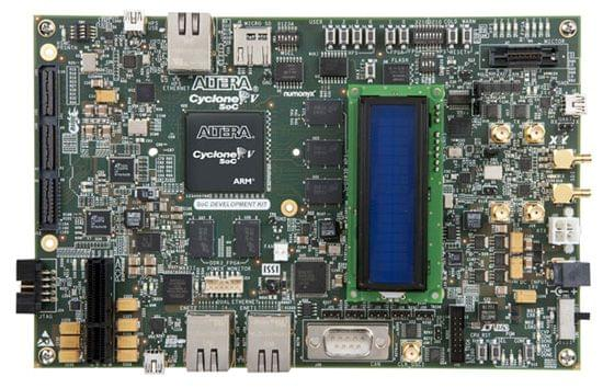 Cyclone V SoC Development Kit and SoC Embedded Design Suite