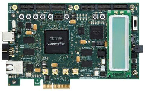 Altera Cyclone IV GX FPGA Development Kit