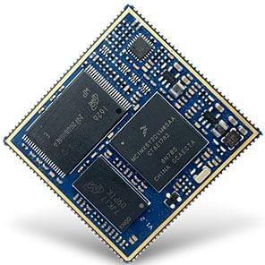 MYC-Y6ULX CPU Module (with WiFi, industrial grade)