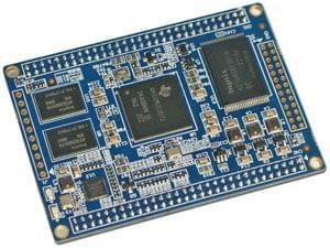 MYC-AM3358 CPU Module  (industrial, 512MB DDR3, 512MB Flash)