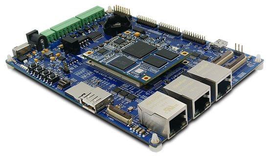 MYD-C437X-PRU Development Board
