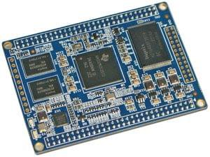 MYC-AM335X CPU Module  (industrial, 256MB DDR3, 256MB Flash)