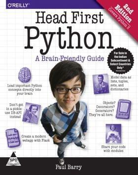 Head First Python, 2nd Edition