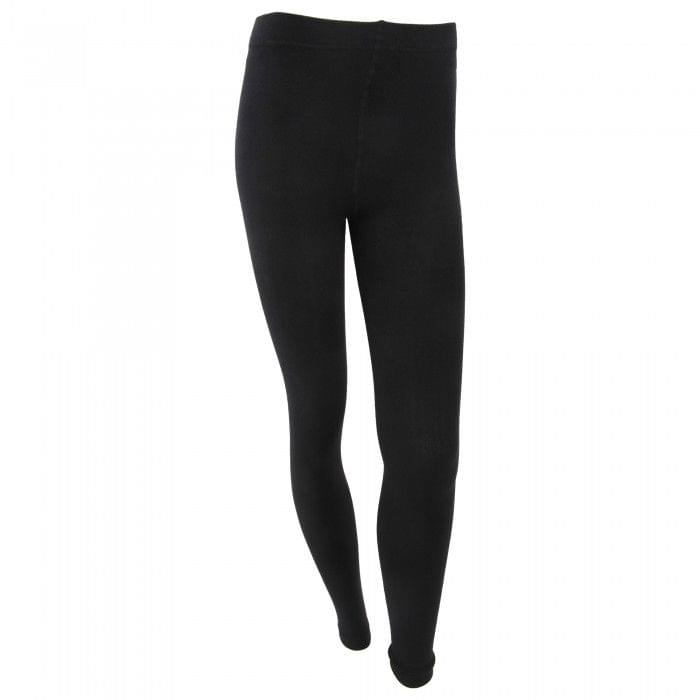 FLOSO Damen Thermo Leggings mit angerautem Innenmaterial