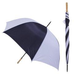 Unisex Regenschirm, gestreift, Automatik-System