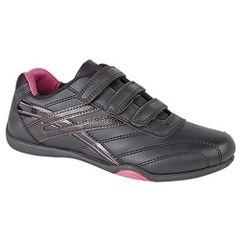 PDQ Damen Raven 3 Turnschuhe / Sneakers mit Klettverschluss