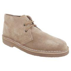Roamers Unisex Desert-Boots / Schnürschuhe / Halbschuhe, Wildleder