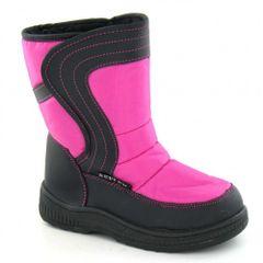 Reflex Mädchen Schnee Stiefel