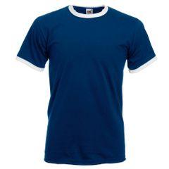 Fruit Of The Loom Herren Ringer T-Shirt