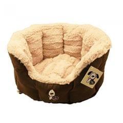 Happy Pet Products Yap Montieri Ovales Haustier Bett
