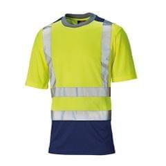 Dickies Herren T-Shirt in leuchtenden Farben, kurzärmlig
