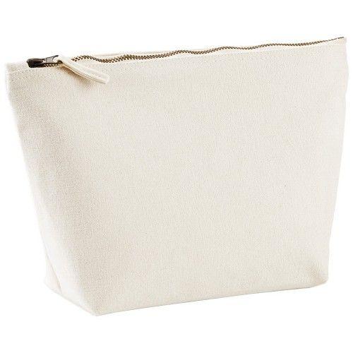 Westford Mill Canvas Stoffbeutel / Tasche / Kosmetiktasche