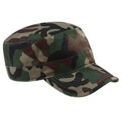 Beechfield Unisex Kappe Camouflage Army