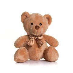 Mumbles Velvet Teddy Bär mit Masche