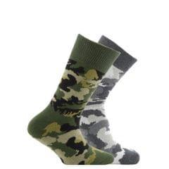 Horizon Kinder Muster Socken (2 Paar)
