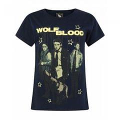 Wolfblood Kinder/Mädchen Official Charakter T-Shirt