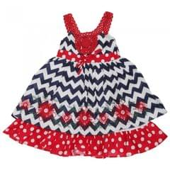 Kinder Mädchen Kleid / Sommerkleid mit Blumen Design